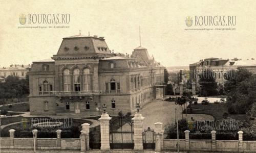 первый лифт в Болгарии заработал в королевском дворце в Софии