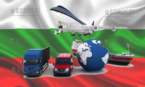 Транспортная инфраструктура в Болгарии