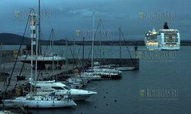 Туристический сезон в Бургасе закрыт - последнее круизное судно в 2016 году, MCS Opera, покинуло порт Бургаса