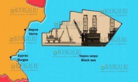 в блоке Хан Аспарух в Черном море французская нефтегазовая компания Total S A