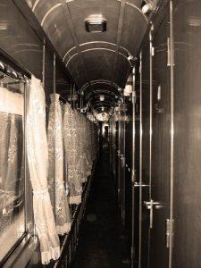 вагон Корона экспресс, на котором передвигался царь Болгарии Борис III