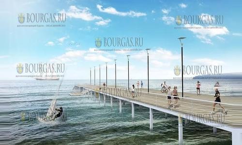 Восстановят одну из достопримечательностей Варны - Рыбацкий мост