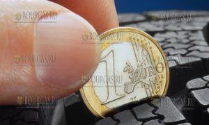 зимняя резина в Болгарии - протектор 4 мм