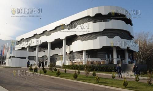 18 ноября 2016 года, София, открыт новый Дом Футбола Болгарии