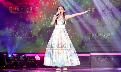 20 ноября 2016 года, конкурс детского Евровидения, болгарка Лидия Ганева, с песней Волшебный день - заняла 9 место из 17 возможных