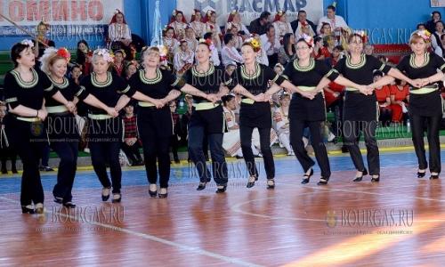 20 ноября 2016 года, Кырджали, 3-й фольклорный фестиваль любительских танца - Перпера 2016, собрала более 250 танцоров со всей страны
