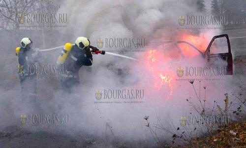 22 ноября, Разград, антитеррористические учения с участием Областной дирекции МВД и районной Дирекции пожарной безопасности и защиты населения