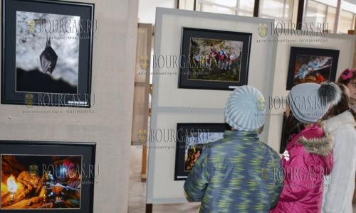 23 ноября, Банско, в рамках ХVІ международного фестиваля кино и культуры - Банско Фильм Фест, были открыты несколько выставок