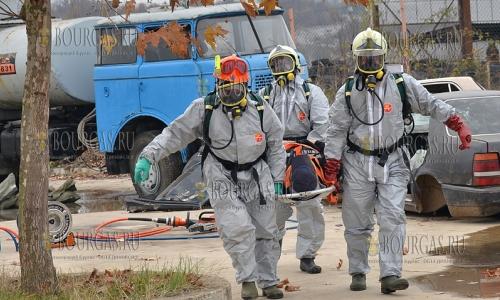 24 ноября, Монтана, масштабные учения - Поиски и спасение в случаях авиационных происшествий и ликвидация последствий от них