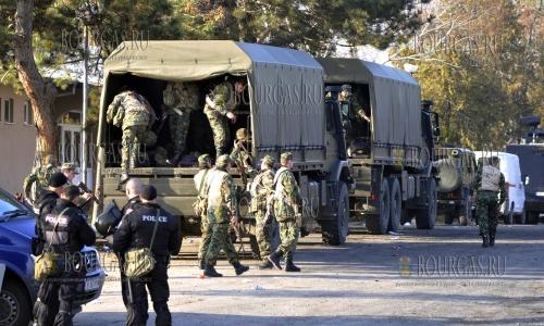 25 ноября, Харманли, подразделения полиции и жандармерии, которые сдерживали разбушевавшихся беженцев решили усилить 60-ю сотрудниками военной полиции из Старой Загоры