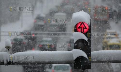 400 ДТП в Софии за прошедшие сутки
