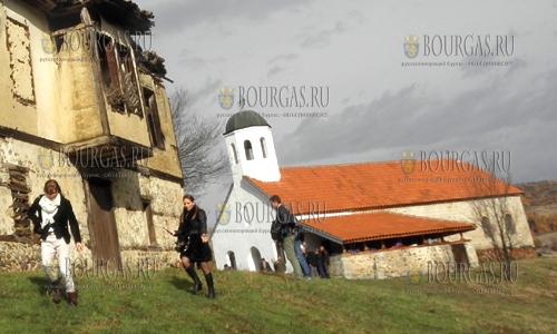 8 ноября 2016 года, благоевградское село Лешко, храму Святого Архангела Михаила сегодня исполнилось 200 лев