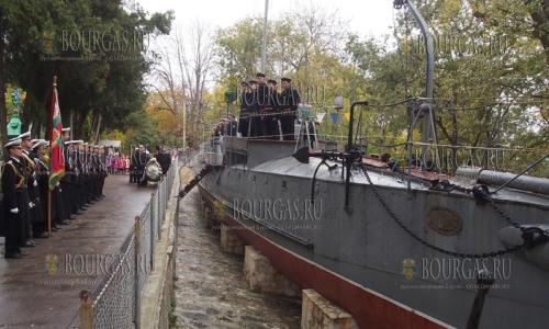 8 ноября 2016 года, Варна, Военно-морской музей, отметили 104 годовщину первой болгарской победы на море