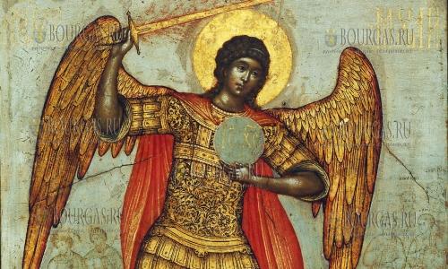 8 ноября - Михайлов день или день Святого Архангела Михаила