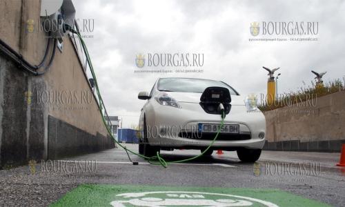 9 ноября 2016 года, Пловдив, в городе представлен проект болгарского электромобиля MOBY и первую электрозарядную станцию системы Элдрайв