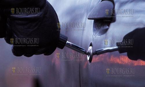 Число автомобильных краж в Болгарии растет