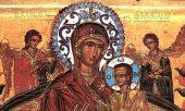 Чудотворная икона Всецарица гостит в Софии