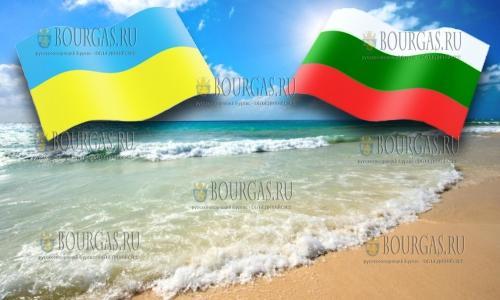 Украина - Болгария, поток туристов растет