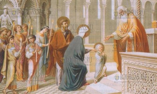 Введение Пресвятой Богородицы во храм