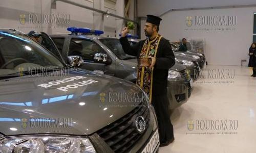 Германия Болгарии передала 12 внедорожников