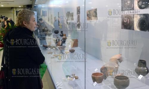 16 декабря, Региональный исторический музей Стара Загора, выставка - Светилището на Великата богиня с кока