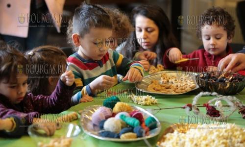 16 декабря, София, Национальный этнографический музей провел традиционные ежегодные рождественские студии