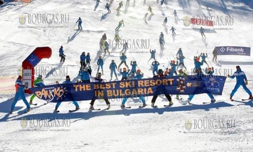 17 декабря, Банско, Зимний курортный сезон 2016-2017 годов открыт
