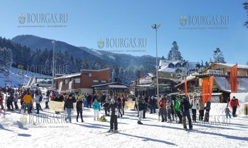 горнолыжный курорт Боровец