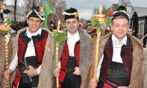 26 декабря, Хасково площадь Свободы, Фестиваль Рождественских обычаев