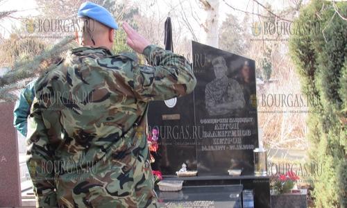 27 декабря, в Болгарии вспомнили 5 болгарских военнослужащих, которые в 2003 году погибли в иракском городе Кербела
