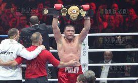 3 декабря, София, Кубрат Пулев побил Сэмюэла Питера, впереди бой с Кличко