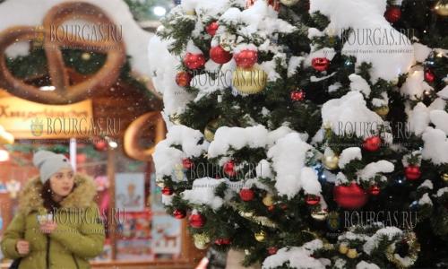 30 ноября, София, стартовала традиционная для этого времени года Немецкая рождественская ярмарка