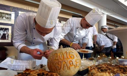 5 декабря, Варна, конкурс кулинаров приуроченный к Дню Святого Николая (Никулден)