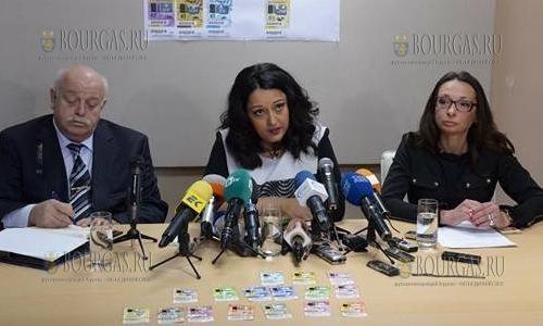 8 декабря, София, Лилиана Павлова представила виньетки на 2017 год