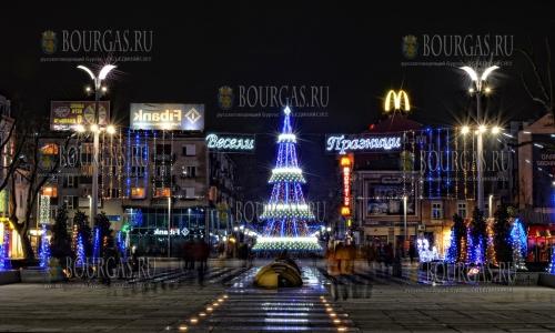День Бургаса, как и всегда, совпадает с Днем Святого Николая
