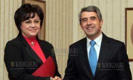 И БСП отказало президенту Болгарии, Корнелия Нинова отказала Росену Плевнелиеву
