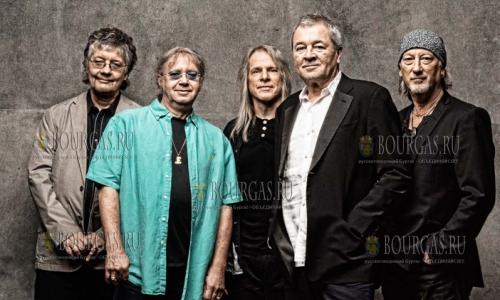 Deep Purple в Болгарии