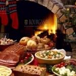 Рождественские кулинарные традиции в Болгарии