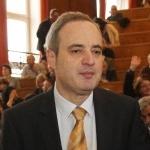 ректор Софийского университета - Анастас Герджиков