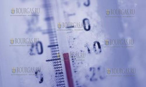 Температура в январе 2017 года в Болгарии будет ниже нормы, морозы в Болгарии, в январе в Болгарии