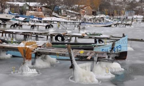 В Болгарии холодно, но до рекордно низких температур еще далека
