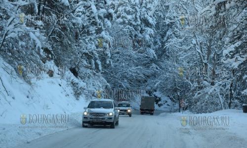12 января 2017 года, Ардино Кырджали, снежная сказка Болгарии, Болгария оказалась