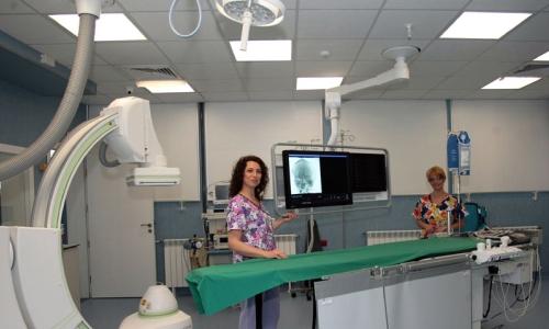 23 января 2017 года, в больнице Святой Анны в Софии открыта новая нейрохирургическая клиника