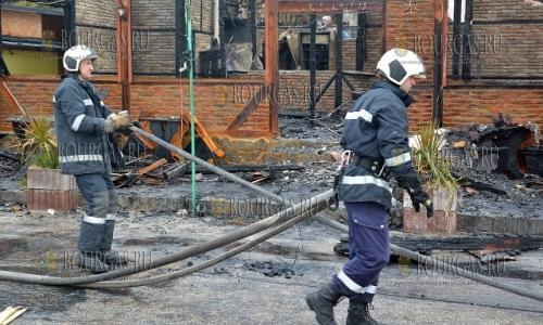 24 января 2017 года, Варна, в городе в результате пожара сгорело здание и погибла женщина