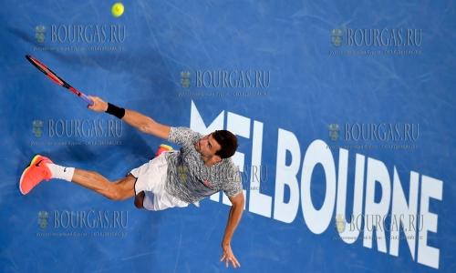 27 января 2017 года, Григор Димитров, уступил в полуфинале Australian Open Рафаэлю Надалю