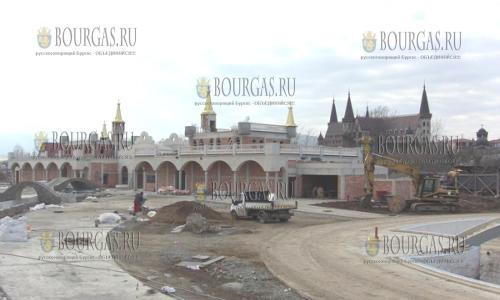 В Болгарии построят аквапарк в селе Равадиново