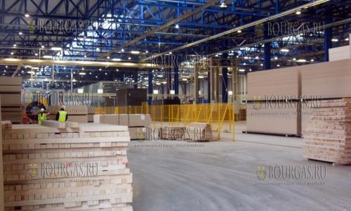 Австрийская компания Kronospan в Болгарии