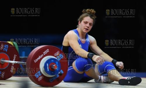 Милка Манева уже добралась до бронзы Олимпиады в Лондоне