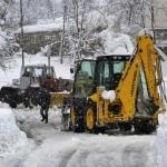 Снежную бурю в Болгарии ожидают уже на днях