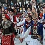 Традиционный Международных карнавал ряженых прошел в Разлоге